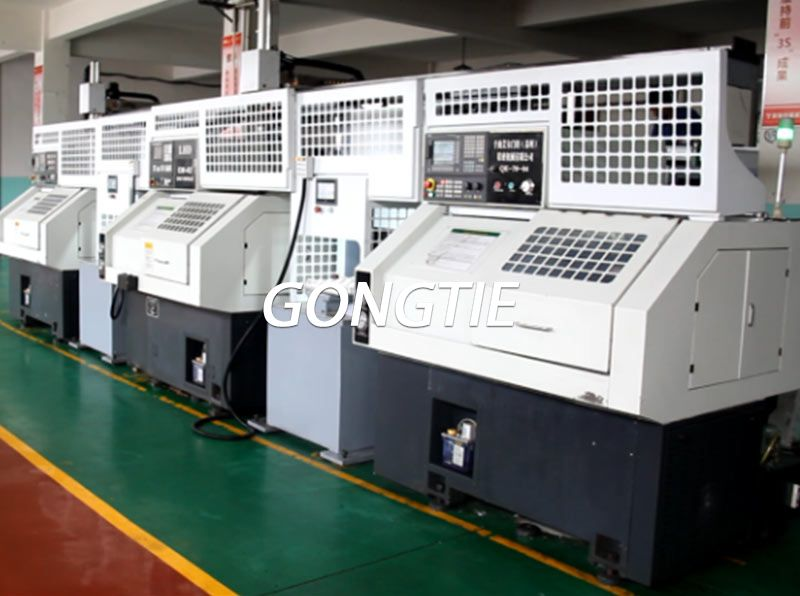 Precision CNC Lathes with Gantry Loader